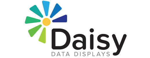 Daisy Data Displays